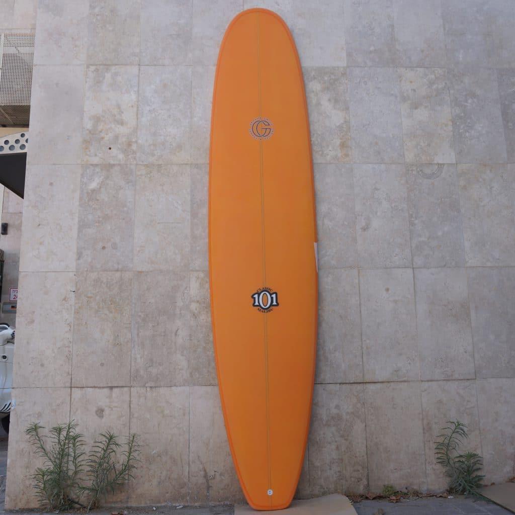 orange long front